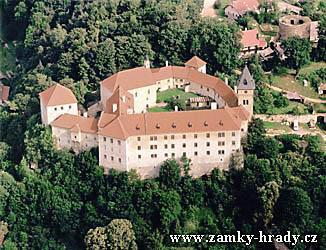 Části zámku