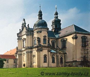 Barokní stavby ve světě